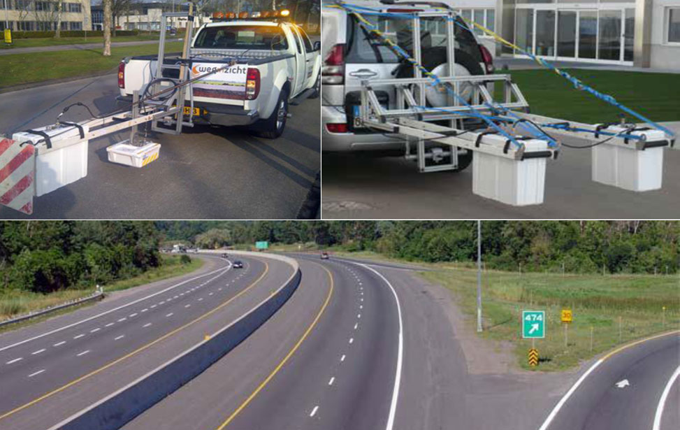 Road Asset Management & Pavement Thickness by GPR