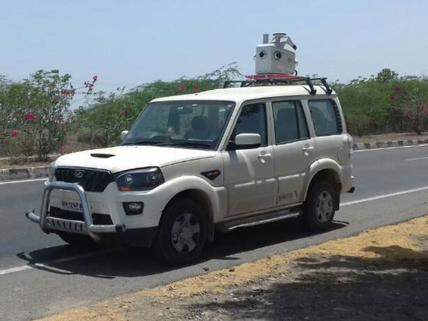 Land Plan Survey of Highways by Mobile LiDAR