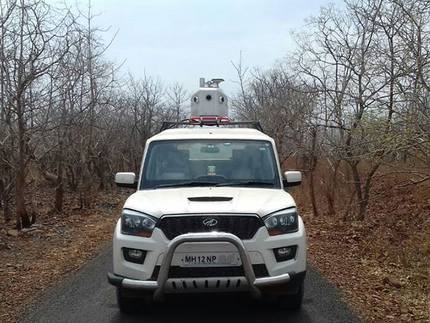 Optical Fiber Cable (OFC) Surveys by Mobile LiDAR